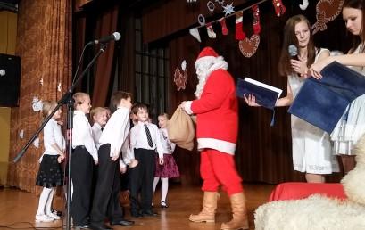 Heategevuslik jõulupidu toetas Väätsa eakatekodu