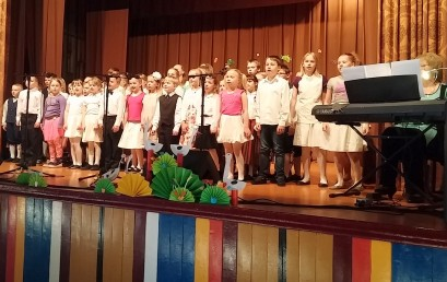 Kooli kevadkontsert