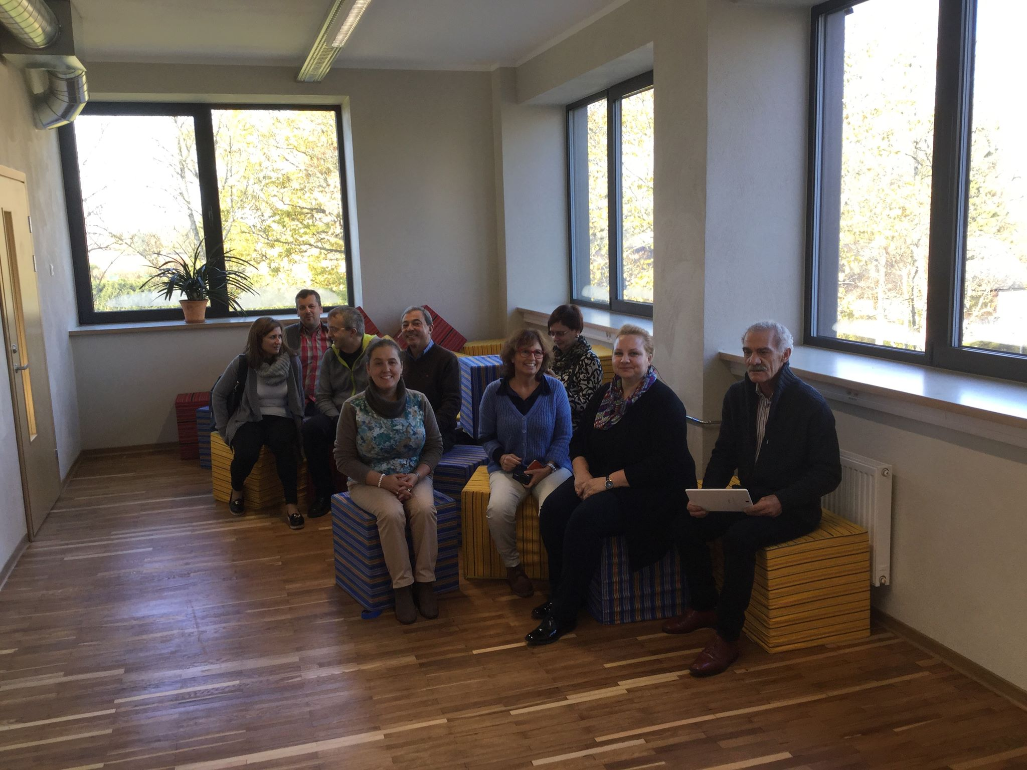 Kooli külastasid Erasmus+ projekti partnerid