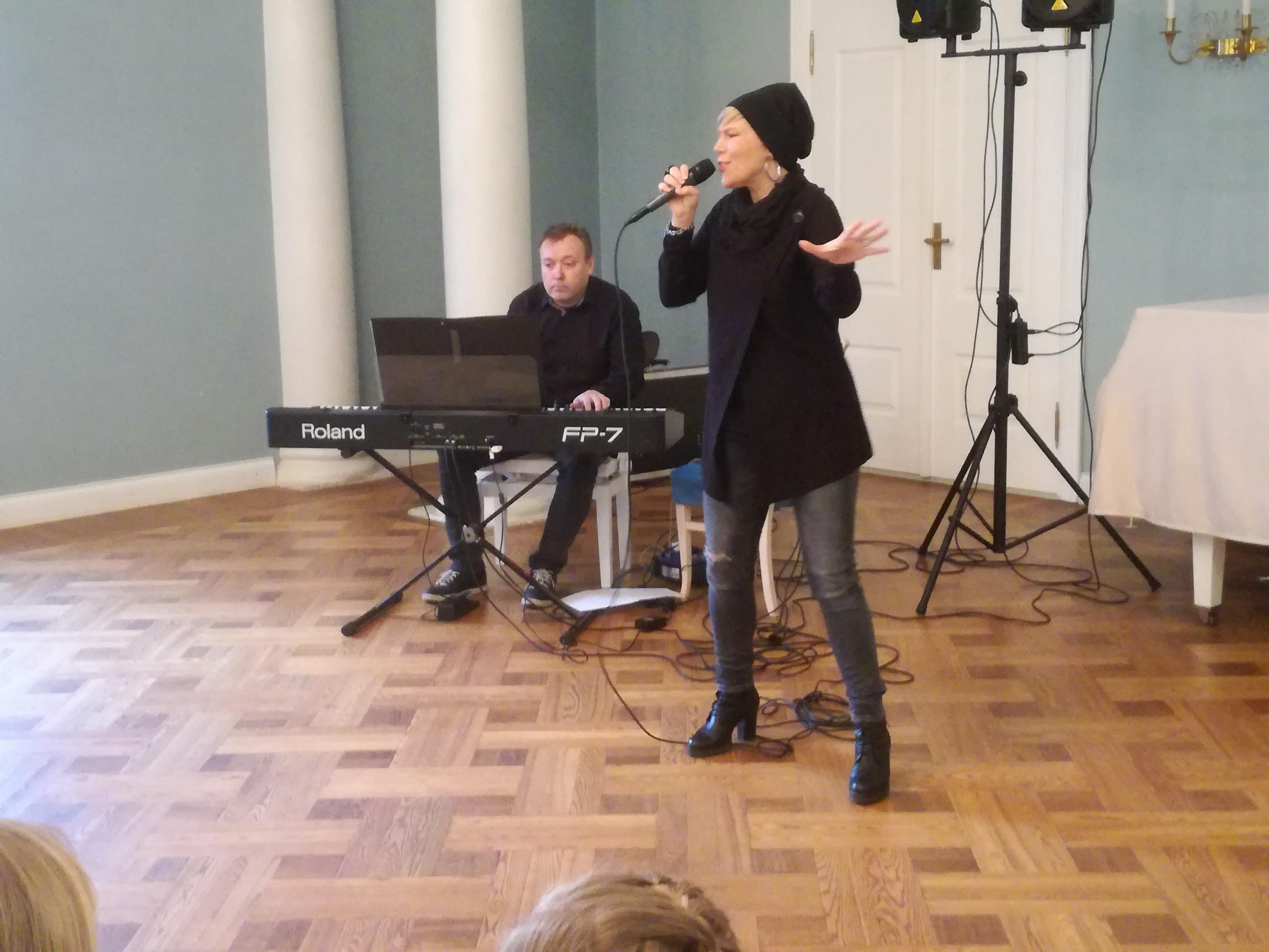 Gerli Padari kontsert