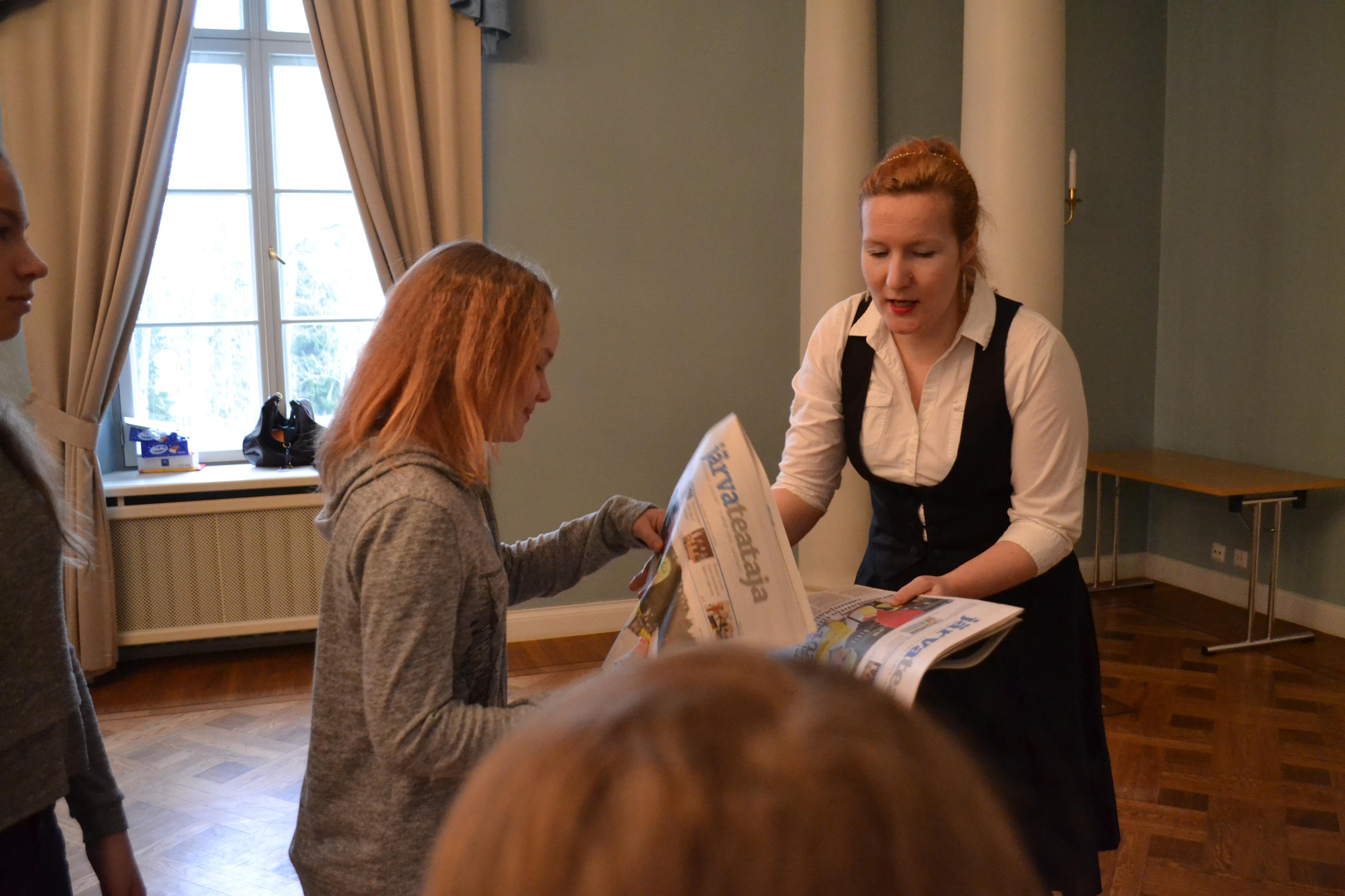 Emakeelepäevale pühendatud koosviibimine