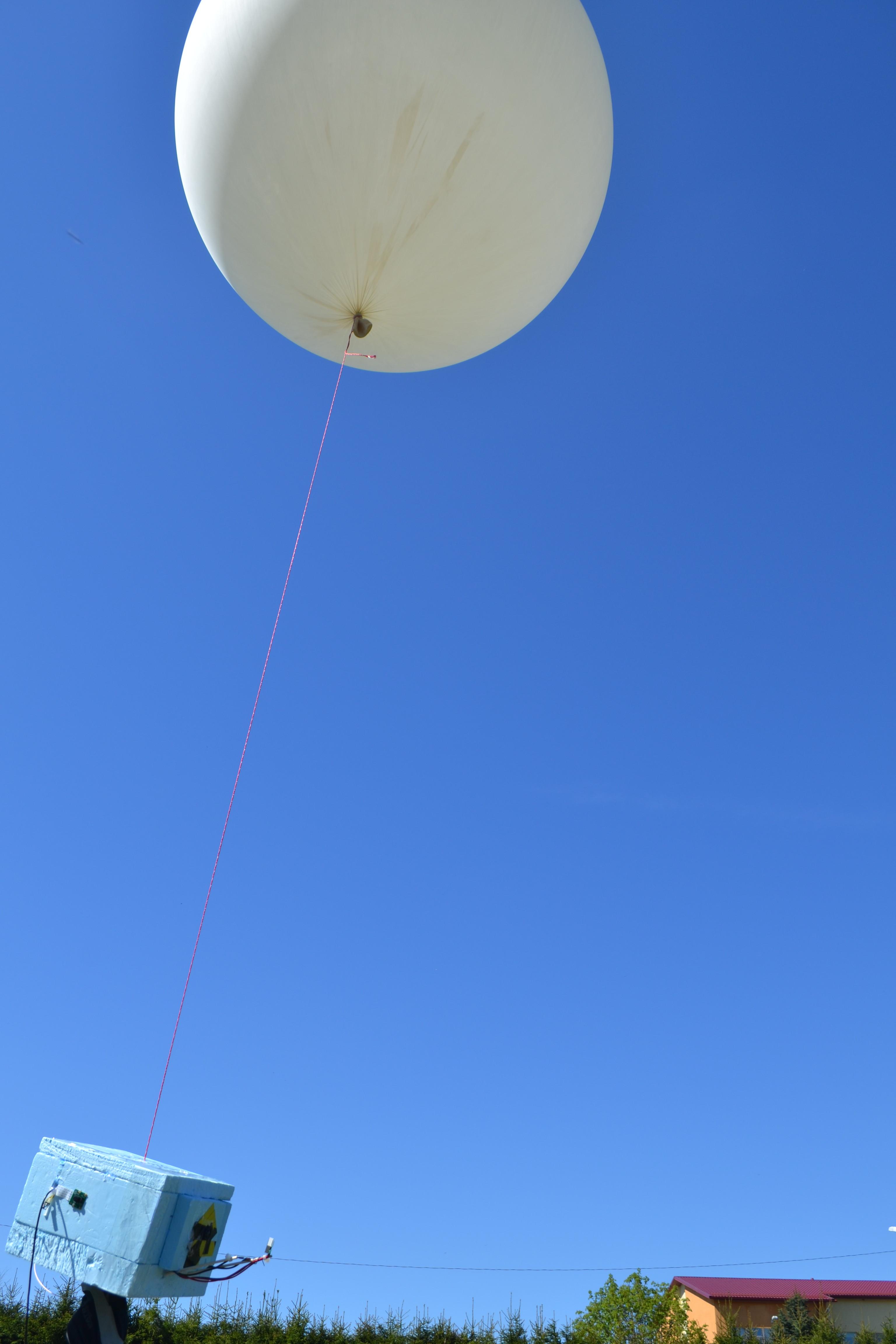 Kosmoseprogrammi II teadusjaama lend
