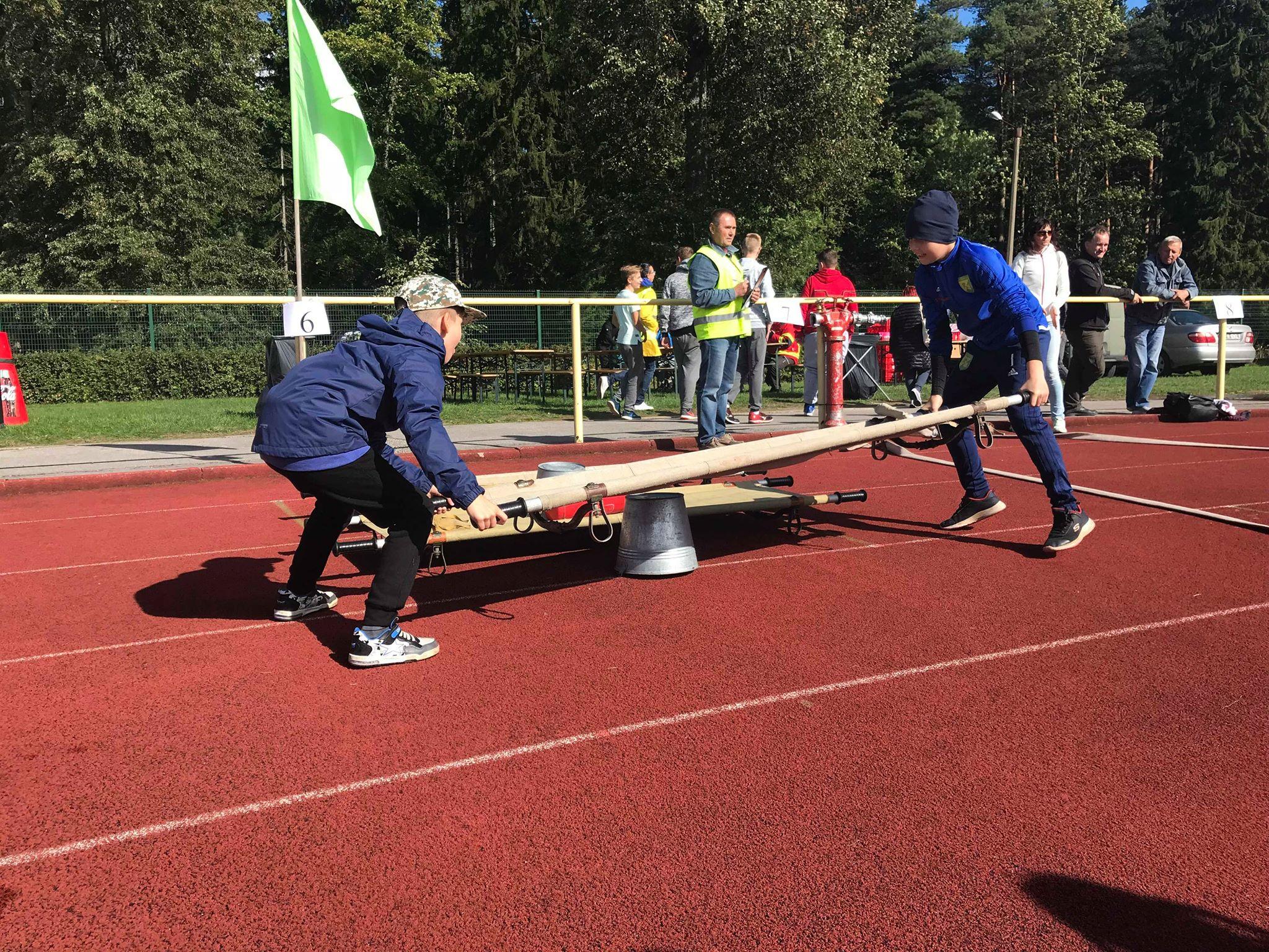 TULETÕRJESPORDIMÄNGUD 13. september 2018