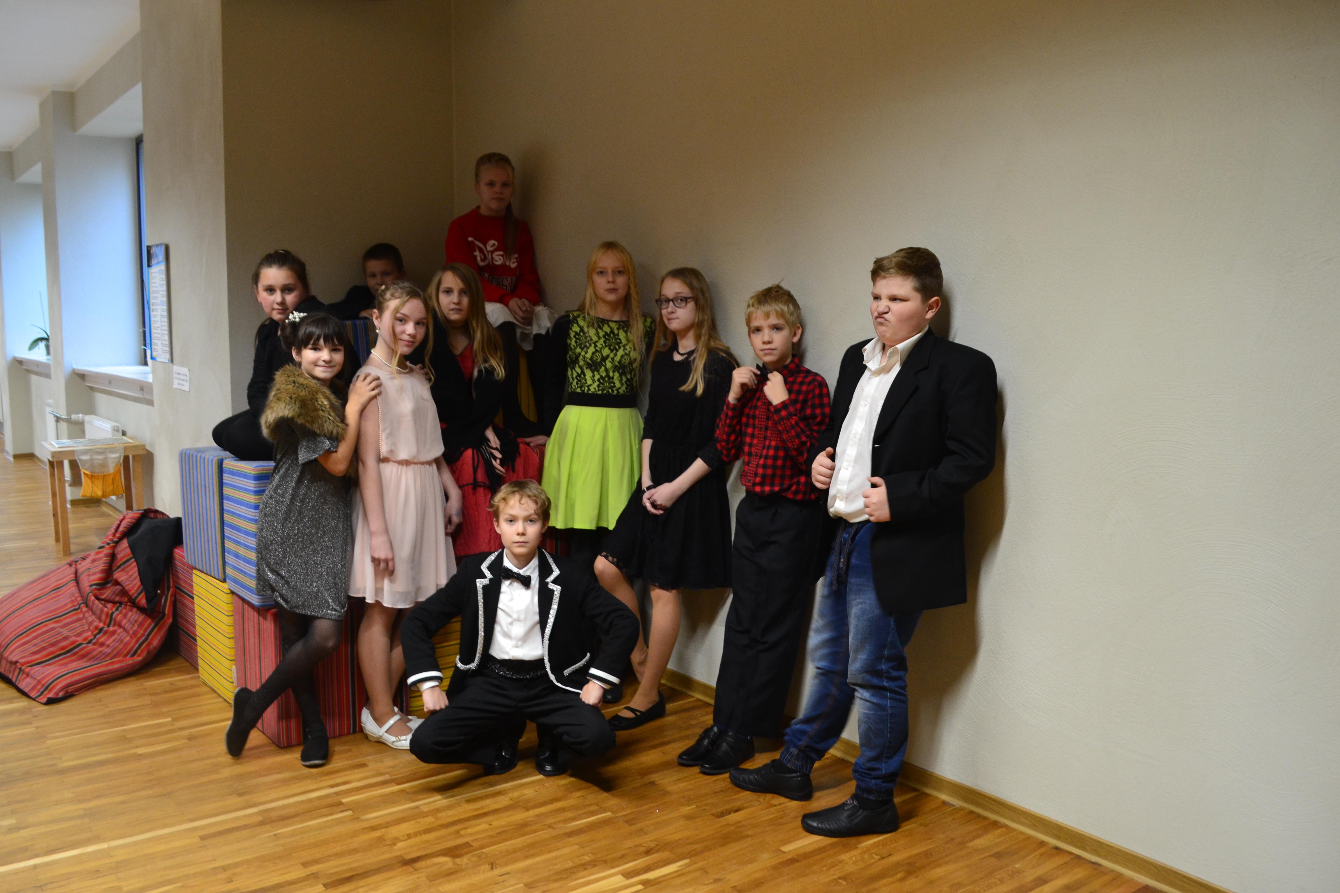 Koolinädala Stiilinädal 12.-16.11.2018