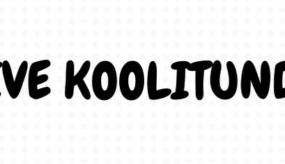 LIVE KOOLITUND